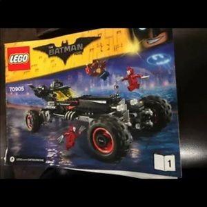 LEGO Batman Instruction Manual ONLY